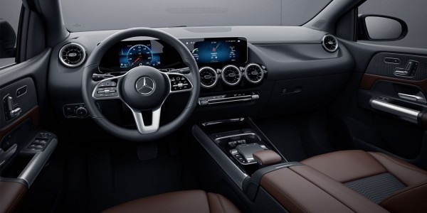 Mercedes-Benz B-sarja Progressive Interieur
